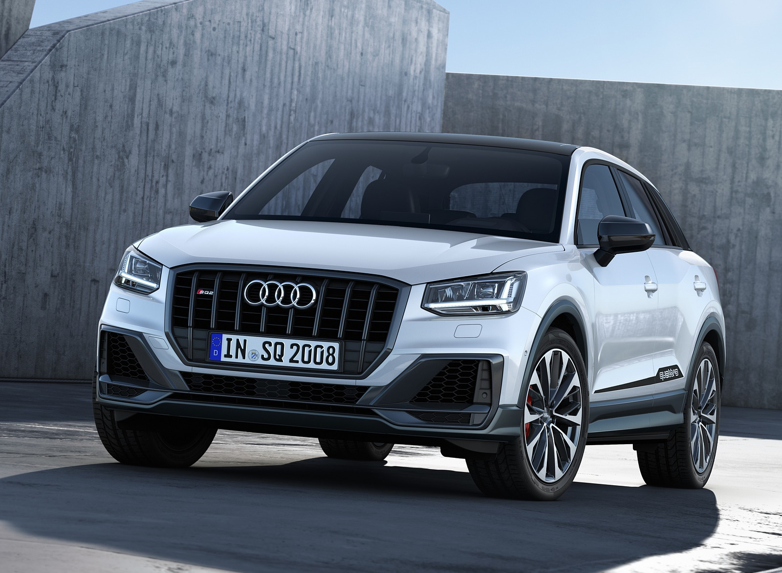 2019 Audi SQ2 Front Three-Quarter Wallpapers (5)