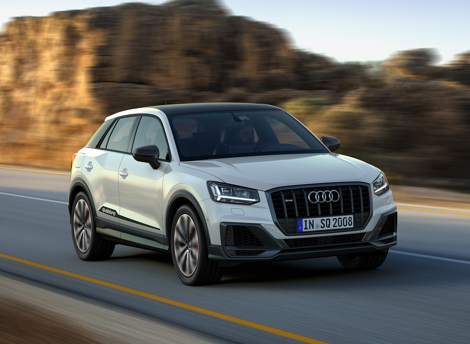 2019 Audi SQ2 Front Three-Quarter Wallpapers (2)