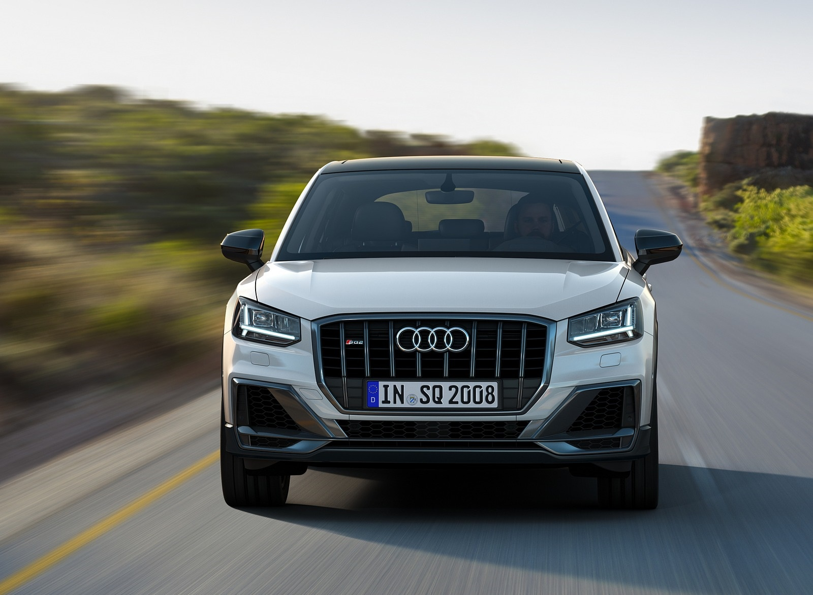 2019 Audi SQ2 Front Wallpapers (9)