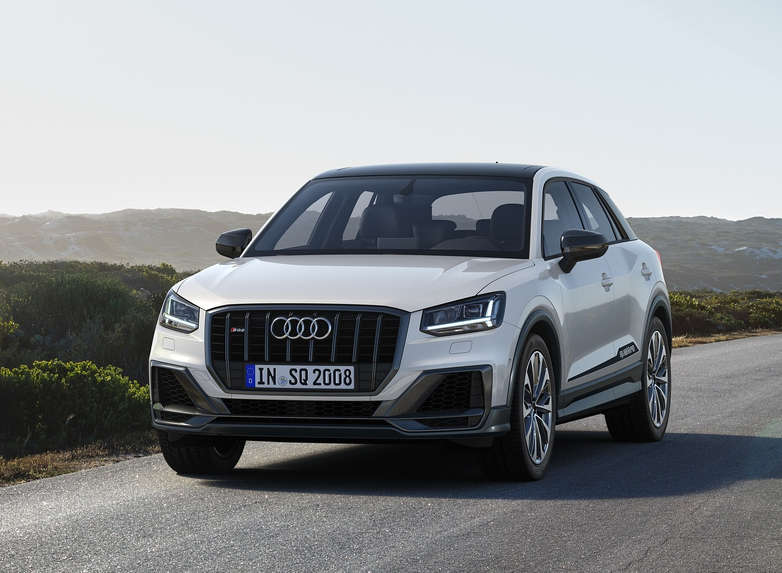 2019 Audi SQ2 Front Wallpapers (10)