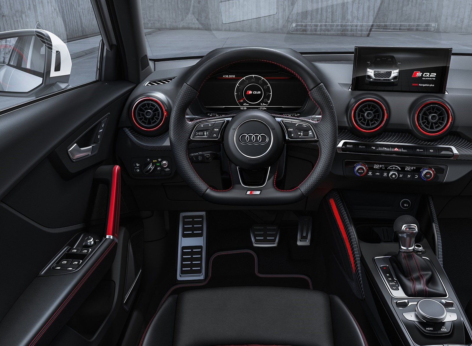 2019 Audi SQ2 Wallpapers (16+ HD Images) - NewCarCars