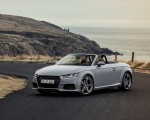 2019 Audi TT 20th Anniversary Edition (Color: Arrow Gray) Front Three-Quarter Wallpapers 150x120 (13)