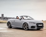 2019 Audi TT 20th Anniversary Edition (Color: Arrow Gray) Front Three-Quarter Wallpapers 150x120 (15)