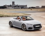 2019 Audi TT 20th Anniversary Edition (Color: Arrow Gray) Front Wallpapers 150x120 (16)