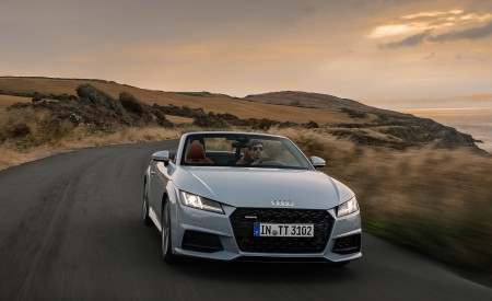 2019 Audi TT 20th Anniversary Edition Wallpapers