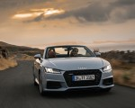 2019 Audi TT 20th Anniversary Edition (Color: Arrow Gray) Front Wallpapers 150x120 (5)