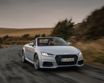 2019 Audi TT 20th Anniversary Edition (Color: Arrow Gray) Front Wallpapers 150x120 (6)