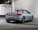 2019 Audi TT 20th Anniversary Edition (Color: Arrow Gray) Rear Three-Quarter Wallpapers 150x120 (23)