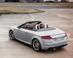 2019 Audi TT 20th Anniversary Edition (Color: Arrow Gray) Rear Three-Quarter Wallpapers 150x120 (17)