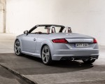 2019 Audi TT 20th Anniversary Edition (Color: Arrow Gray) Rear Three-Quarter Wallpapers 150x120 (22)