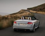 2019 Audi TT 20th Anniversary Edition (Color: Arrow Gray) Rear Three-Quarter Wallpapers 150x120 (8)