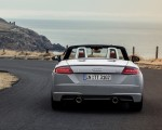 2019 Audi TT 20th Anniversary Edition (Color: Arrow Gray) Rear Wallpapers 150x120 (11)
