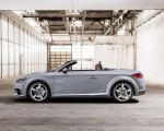 2019 Audi TT 20th Anniversary Edition (Color: Arrow Gray) Side Wallpapers 150x120 (24)