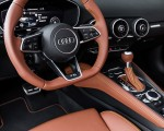 2019 Audi TT 20th Anniversary Edition Interior Steering Wheel Wallpapers 150x120 (38)