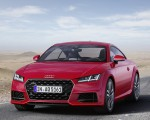 2019 Audi TT Coupe (Color: Tango Red) Front Wallpaper 150x120 (8)