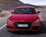 2019 Audi TT Coupe (Color: Tango Red) Front Wallpaper 150x120 (1)