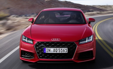 2019 Audi TT Coupe And Roadster Wallpapers