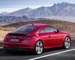 2019 Audi TT Coupe (Color: Tango Red) Rear Three-Quarter Wallpaper 150x120 (6)