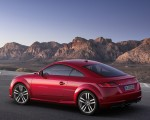 2019 Audi TT Coupe (Color: Tango Red) Rear Three-Quarter Wallpaper 150x120 (11)