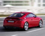 2019 Audi TT Coupe (Color: Tango Red) Rear Three-Quarter Wallpaper 150x120 (7)
