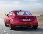 2019 Audi TT Coupe (Color: Tango Red) Rear Wallpaper 150x120 (5)