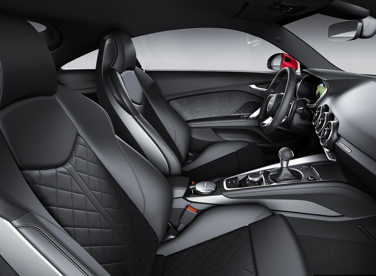 2019 Audi TT Interior Seats Wallpaper (12)
