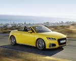2019 Audi TT Roadster (Color: Vegas Yellow) Front Three-Quarter Wallpaper 150x120 (30)
