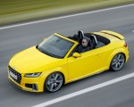 2019 Audi TT Roadster (Color: Vegas Yellow) Front Three-Quarter Wallpaper 150x120 (17)