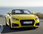 2019 Audi TT Roadster (Color: Vegas Yellow) Front Wallpaper 150x120 (15)