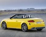2019 Audi TT Roadster (Color: Vegas Yellow) Rear Three-Quarter Wallpapers 150x120 (22)