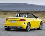 2019 Audi TT Roadster (Color: Vegas Yellow) Rear Three-Quarter Wallpaper 150x120 (25)