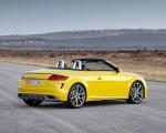 2019 Audi TT Roadster (Color: Vegas Yellow) Rear Three-Quarter Wallpapers 150x120 (24)