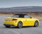 2019 Audi TT Roadster (Color: Vegas Yellow) Rear Three-Quarter Wallpaper 150x120 (23)