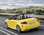2019 Audi TT Roadster (Color: Vegas Yellow) Rear Three-Quarter Wallpapers 150x120 (16)