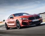 2019 BMW 8-Series M850i Front Three-Quarter Wallpapers 150x120 (44)