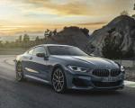 2019 BMW 8-Series M850i Front Three-Quarter Wallpapers 150x120 (4)