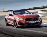 2019 BMW 8-Series M850i Front Wallpapers 150x120 (37)
