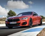 2019 BMW 8-Series M850i Front Wallpapers 150x120 (47)