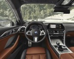 2019 BMW 8-Series M850i Interior Cockpit Wallpapers 150x120 (25)