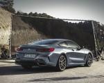 2019 BMW 8-Series M850i Rear Three-Quarter Wallpapers 150x120 (22)