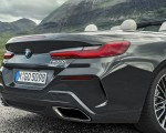 2019 BMW 8 Series M850i xDrive Convertible Detail Wallpapers 150x120 (25)