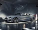 2019 BMW 8 Series M850i xDrive Convertible Front Three-Quarter Wallpapers 150x120 (44)