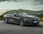 2019 BMW 8 Series M850i xDrive Convertible Front Three-Quarter Wallpapers 150x120 (17)
