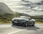 2019 BMW 8 Series M850i xDrive Convertible Front Three-Quarter Wallpapers 150x120 (3)