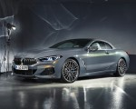 2019 BMW 8 Series M850i xDrive Convertible Front Three-Quarter Wallpapers 150x120 (42)
