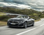 2019 BMW 8 Series M850i xDrive Convertible Front Three-Quarter Wallpapers 150x120 (1)