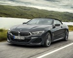 2019 BMW 8 Series M850i xDrive Convertible Front Three-Quarter Wallpapers 150x120 (6)
