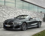 2019 BMW 8 Series M850i xDrive Convertible Front Three-Quarter Wallpapers 150x120 (26)