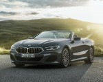 2019 BMW 8 Series M850i xDrive Convertible Front Three-Quarter Wallpapers 150x120 (5)