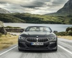 2019 BMW 8 Series M850i xDrive Convertible Front Wallpapers 150x120 (2)